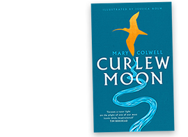 Cover boek Curlow Moon