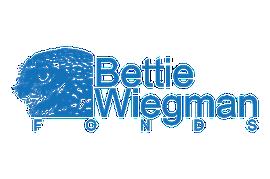 Logo Bettie Wiegman Fonds