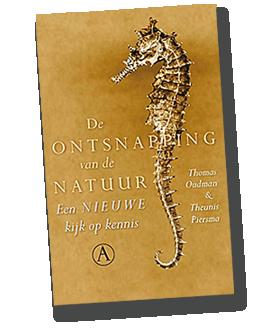 Cover boek De ontsnapping van de natuur