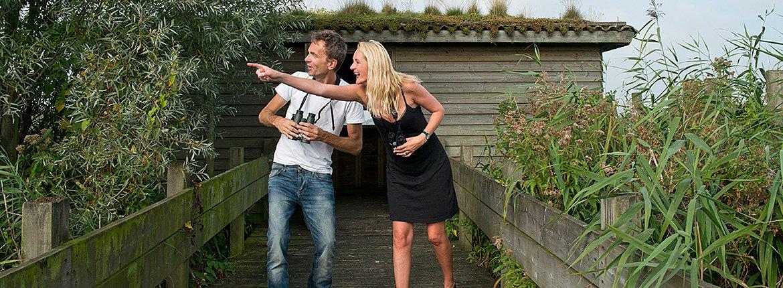 Saskia en Jean Pierre / Foto: Martijn Lammers