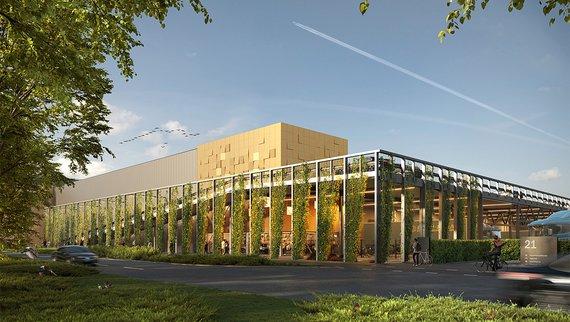 VDG warehouse Schiphol / Schiphol Area Development Company