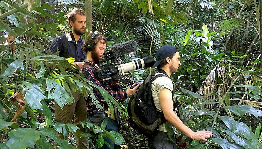 Filmploeg Arjan Dwarshuis