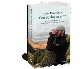 Cover boek Arjan Dwarshuis