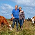 Weidevogelboeren Bob en Ankie Blokker / Fred van Diem