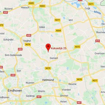 Huiszwaluwkolonie Noord-Brabant