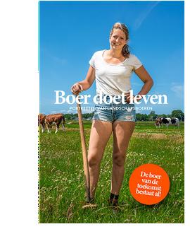 Cover boek Boer doet leven
