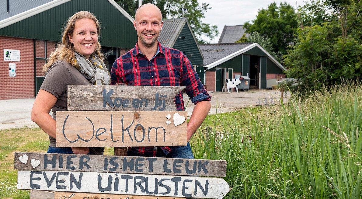 Adrian en Annely Langereis / Fred van Diem
