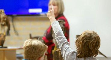 Educatie basisschool Oud Zandbergen / Luc Hoogenstein