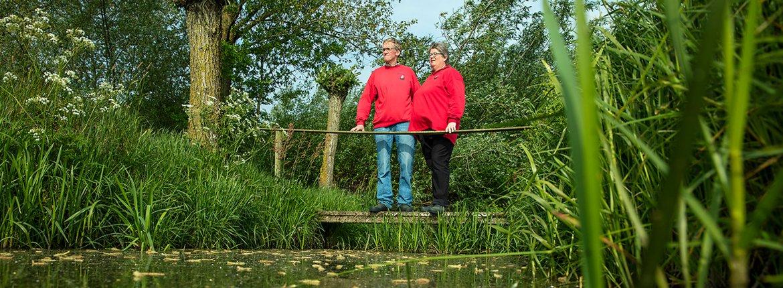 Jan en Jose Zijderveld / Fred van Diem