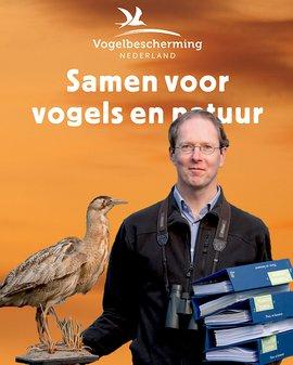 Medewerkers Vogelbescherming