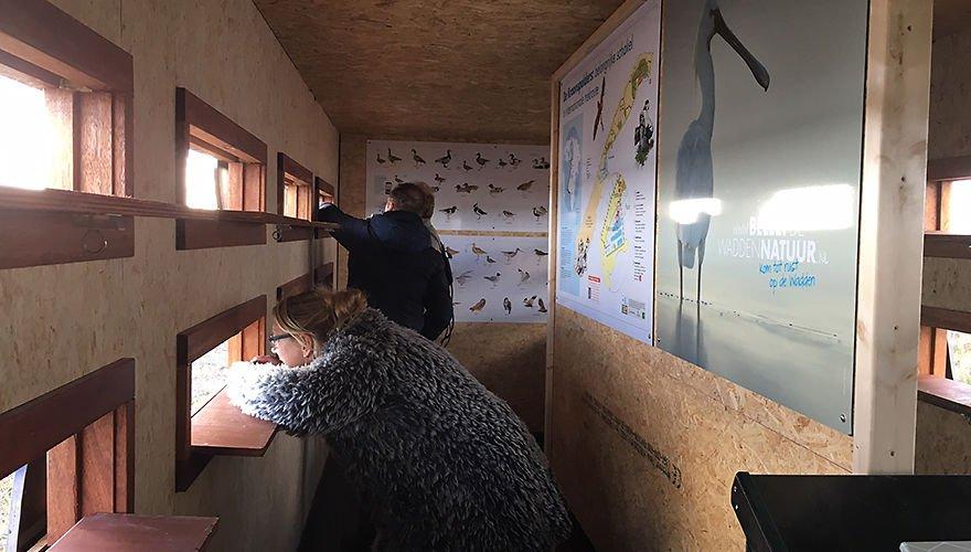 Vogelhut Vlieland / Anne-Lieke Struijk