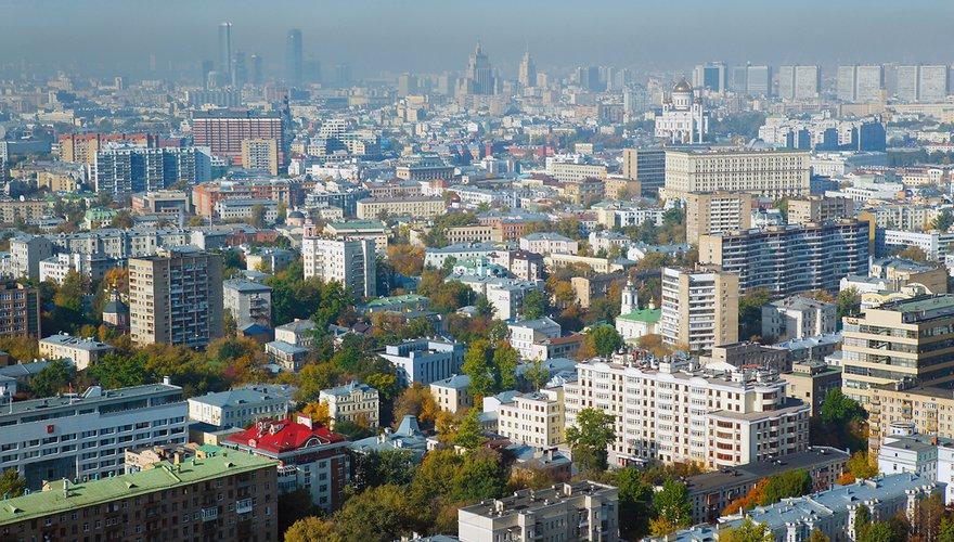 Skyline Moskou / Shutterstock