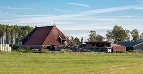 Boerderij van Geert en Jitse Peenstra / Fred van Diem