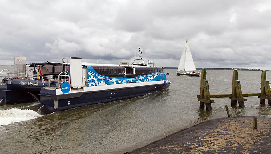 Waterbus Haringvliet / MiCaFotografie