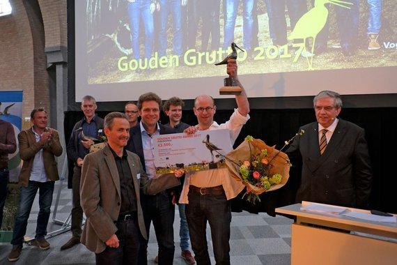 Publieksprijs Gouden Grutto 2017 / Lars Soerink