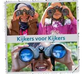 Cover fotoboek Kijkers voor Kijkers