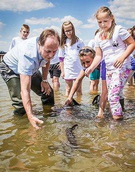 Joop Bongers, directeur Sportvisserij Nederland