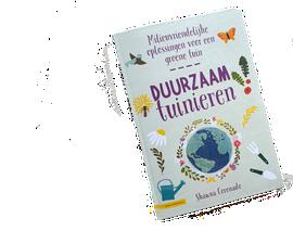 Cover boek Duurzaam Tuinieren
