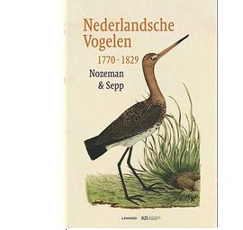 Cover Nederlandsche Vogelen