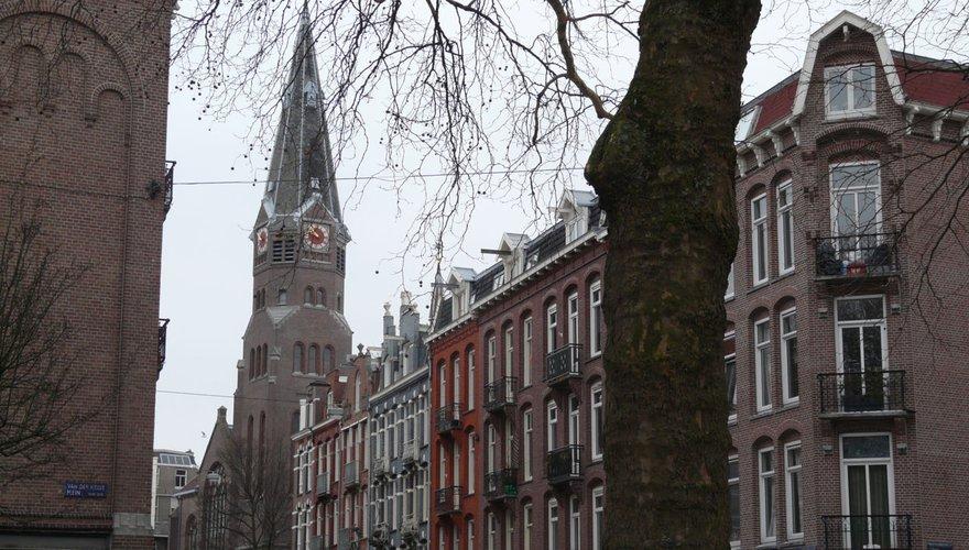 Lokatie Amsterdam Oranjekerk / Pien Eekhout