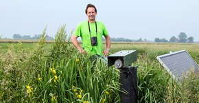 Weidevogelboer Wim van Ittersum / Fred van Diem